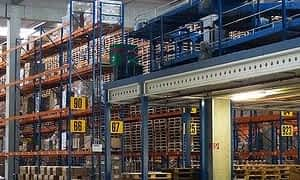 almacén logístico Barcelona