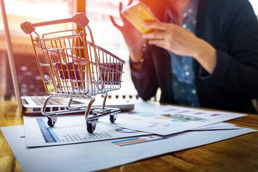 logística tiendas online