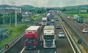 logística de transporte multimodal