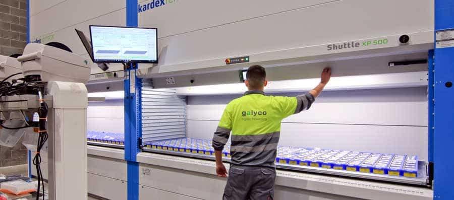 armario automatizado